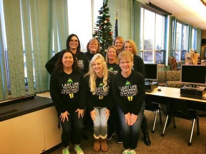 Christmas Teachers